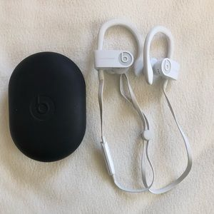 Wireless Powerbeats 3 White